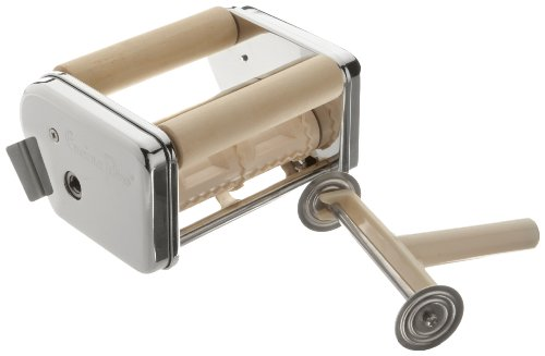 Ravioli Maker Attachment - CucinaPro Pasta Machine Attachment- Ravioli - Works with CucinaPro Atlas Mercato Makers