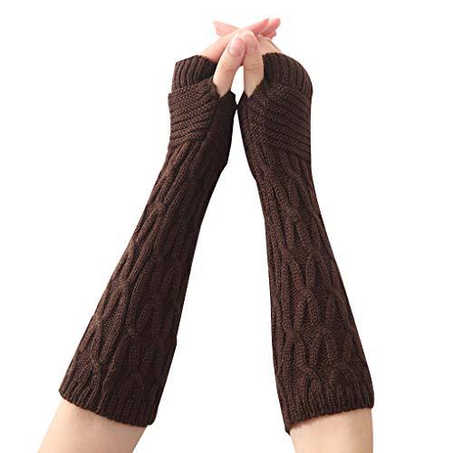 1 Pair Arm Warmers Twist...
