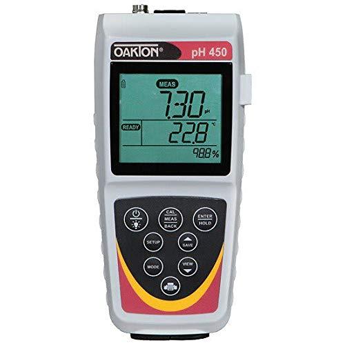 Oakton WD-35618-32 PH Meters - Style (pH Meters): Hand-Held, Minimum pH: -2