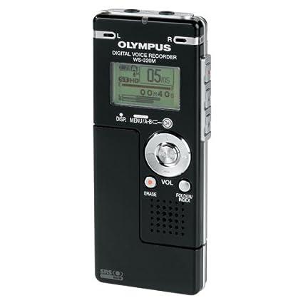 amazon com olympus ws 320m 1 gb digital voice recorder and music rh amazon com  olympus digital voice recorder vn 6200pc user manual
