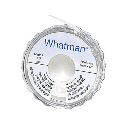 GE Whatman 2602-501A Specialized Lead Acetate Test Paper Reel Dispenser, 50m Length x 7mm Width
