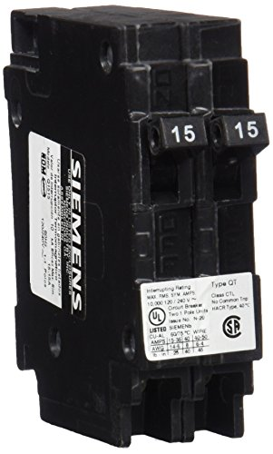 Parallax Power Supply (ITEQ1515) Duplex Circuit Breaker