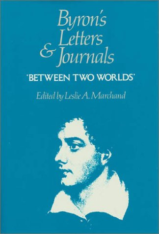 Byron's Letters and Journals, Volume VII: 'Between two worlds,' 1820