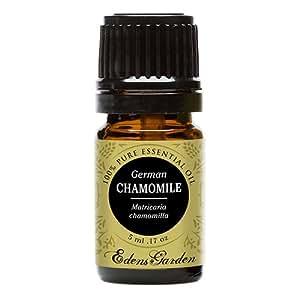 Chamomile (German) 100% Pure Therapeutic Grade Essential Oil by Edens Garden- 5 ml