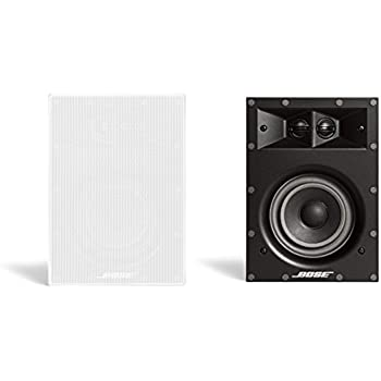 Amazon Com Bose Virtually Invisible 891 In Wall Speaker