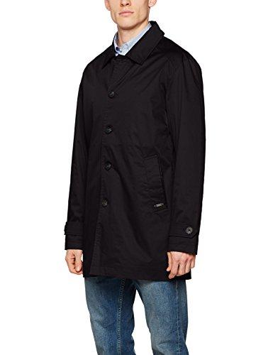 Hombre Schwarz para James 2 2 Men Brandit Abrigo Black Schwarz Coat FBxqT