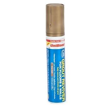 UniBond - Embellecedor y protector de lechada para suelo y paredes (15 ml), color dorado: Amazon.es: Bricolaje y herramientas
