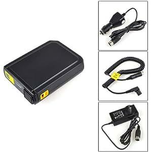 Portable Battery Pack PB-Mx For Metz 58AF/1/C/N/OP/PS Flash Speedlite