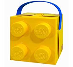 Plastic LEGO 40511732 Lunchbox with Handle Lavender Friends