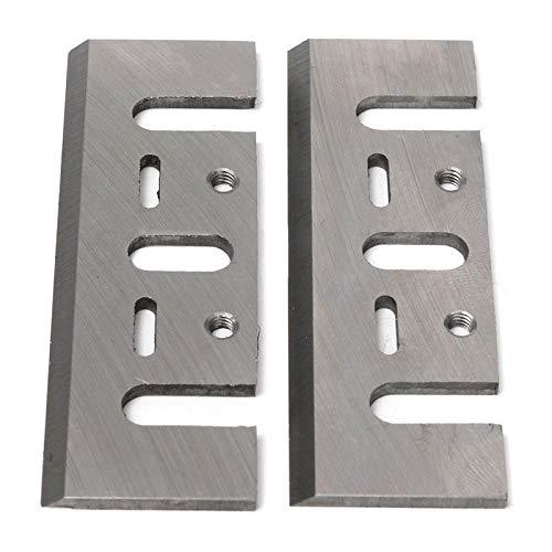 3-1/4-Inch Carbide Planer Blades for DeWalt DW6655 DW677, 678, 680K, 1 pair