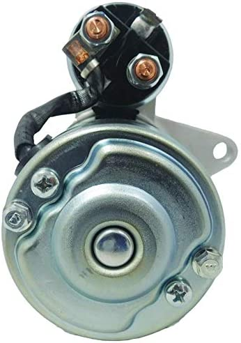 17993 New Starter High Torque for Mazda 2.7 HP RX8 1.3 Manual Transmission