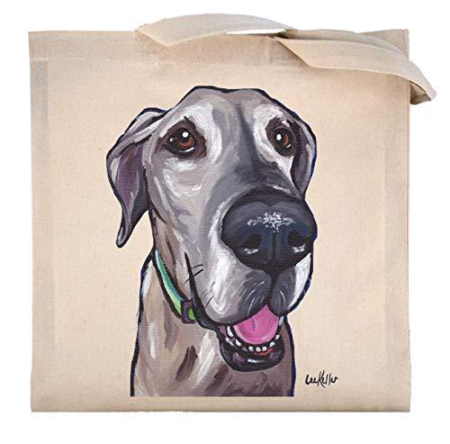 Great Dane Tote Bag, Great Dane Lover ()