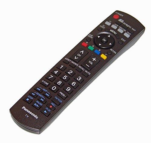 OEM Panasonic Remote Control: TH50PZ77U, TH-50PZ77U, TH58PZ7