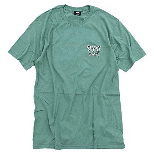 もろい慎重陸軍[ステューシー] STUSSY Tシャツ 半袖 メンズ Broken World [並行輸入品]