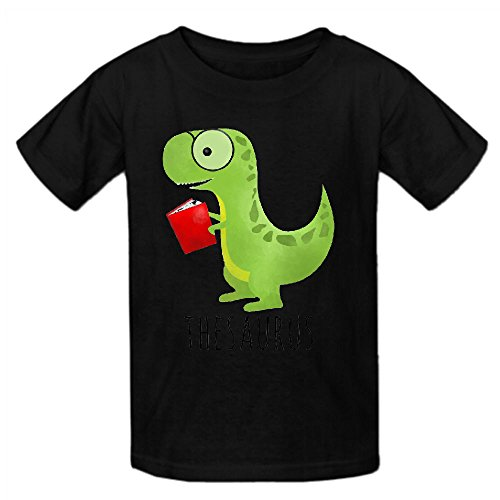Thesaurus Funny Youth Crew Neck Personalized Tees (Schmidt Beer Glasses)