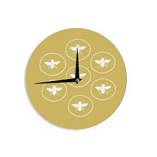 Busy Bee Clock - 5