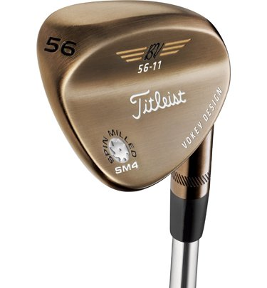 Titleist Spin Milled SM4 Wedge - Oil Can RH 54.11