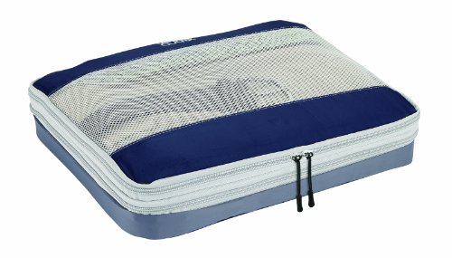 Lewis N. Clark Featherlight Expandable Packing Cube, Midnight, One ()
