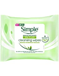 Simple Kind to Skin Cleansing Facial Wipes (25)
