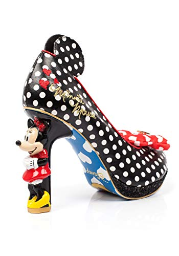 Choice Oh Heels Size 6 5 Character My Dot Minnie Disney Irregular Polka awdAgwx