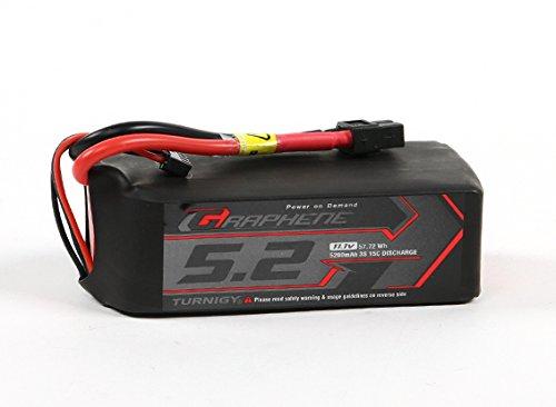 buscando agente de ventas Turnigy Graphene Professional Professional Professional 5200mAh 3S 15C LiPo Pack w XT60  mejor calidad mejor precio