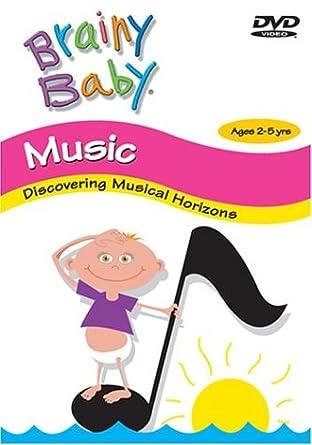 Amazon com: Brainy Baby Music DVD Discovering Musical Horizons