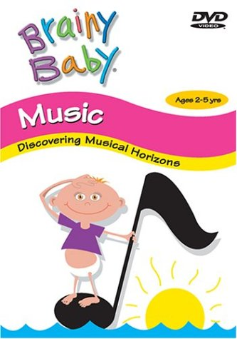 Image result for brainy baby music