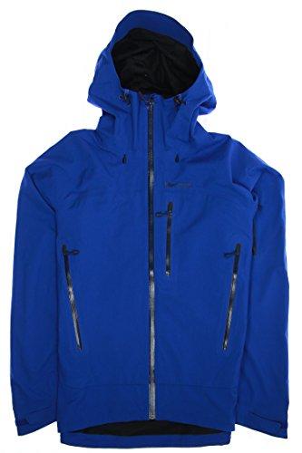 Marmot 'Zion' Mens Blue Soft Shell Jacket (Large, - Marmot Soft Jackets Shell