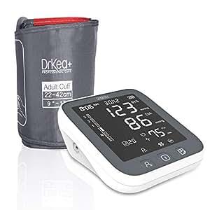 Amazon.com: Monitor de presión arterial brazo superior puño ...