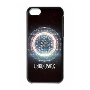 Linkin Park iPhone 5c Cell Phone Case Black JN782366