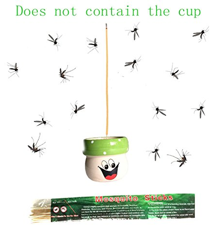 Henslow All Natural Plant Based Mosquito Sticks
