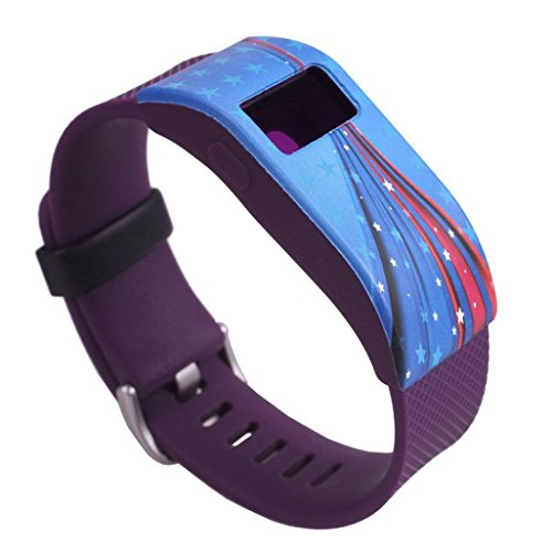 iusun-stylish-replacement-silicone-band-cover-for-fitbit-charge-charge-hr-band-purple