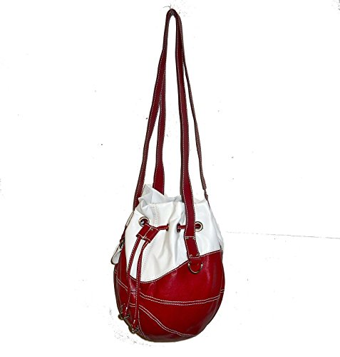 r25 Maroon and White BASKETBALL PURSE Shoulder Bag Ball Shape NBA Cavaliers Heat Gamecocks Trailblazers Raptors by r25
