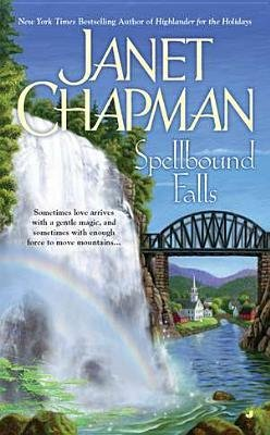 book cover of Spellbound Falls