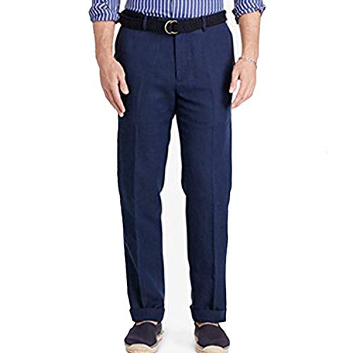 Polo Ralph Lauren Men's Classic-Fit Chino Pants, Blue, Size 33X32 ()