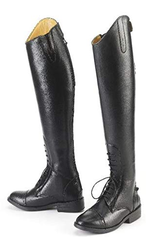 Equistar Child's Synthetic Zip Back Field Boot - 7 ()