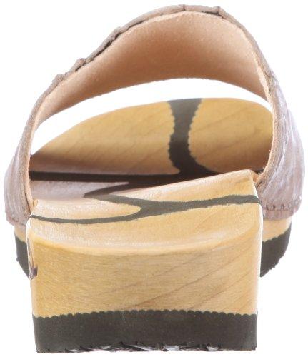Chung Shi Wooccoli Nadine 3000230 - Sandalias de cuero para mujer Marrón