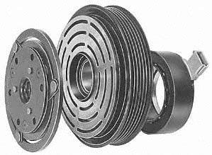 Four Seasons 47876 Clutch Assembly
