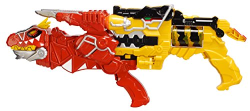 Power Rangers Dino Super Charge Morper and T-Rex Morpher Blaster -