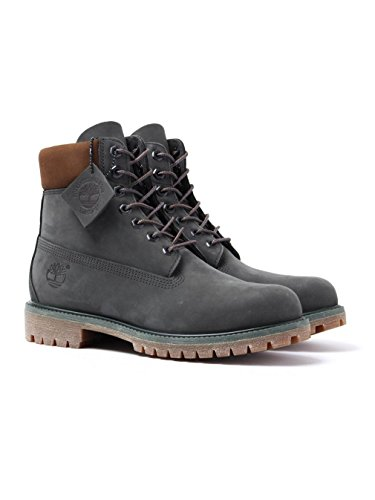 medium Inch Stivali Waterproof 6 Premium Timberland Uomo green nubuk Yf6q5