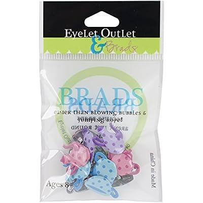 Eyelet Outlet Tea Brads
