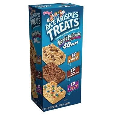 rice krispies treats rainbow - 5