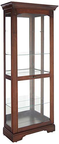 Hampton Curio - Howard Miller 680-420 Ricardo Curio Cabinet