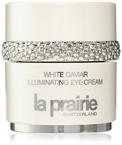 La Prairie White Caviar Illuminating Eye Cream, 0.68 Fluid Ounce by La Prairie