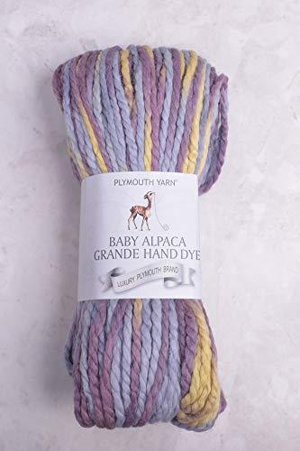 (Plymouth Baby Alpaca Grande Hand Dye 32 Spring Mix)