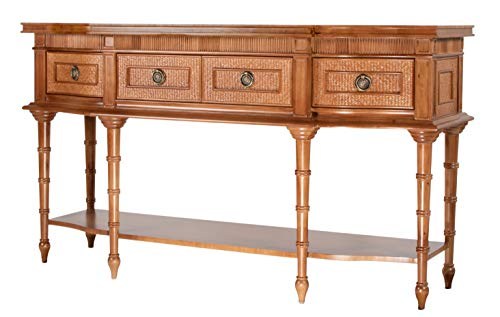 Inspired by David Francis EL206-SB-T Andrews Brown Sideboard Large