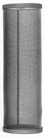 PT Coupling Petroleum Handling Series 30STSC-40 Stainless Steel Replacement T-Strainer Screen, 40 Mesh