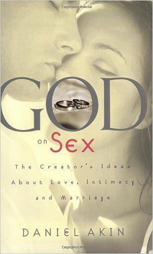 Creator god idea intimacy love marriage sex