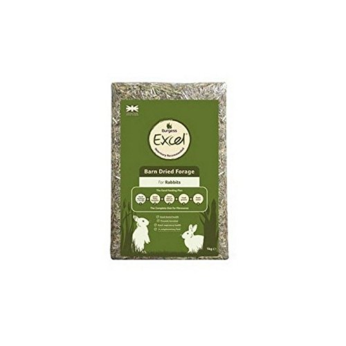 Supa Natural (Supa Forage Excel Natural Grass (1kg))
