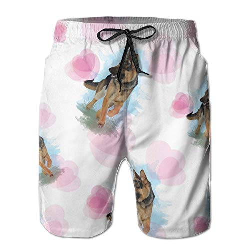 FANTASY SPACE Men's Relaxed Swim Trunks for Beach Athletic for sale  Delivered anywhere in USA